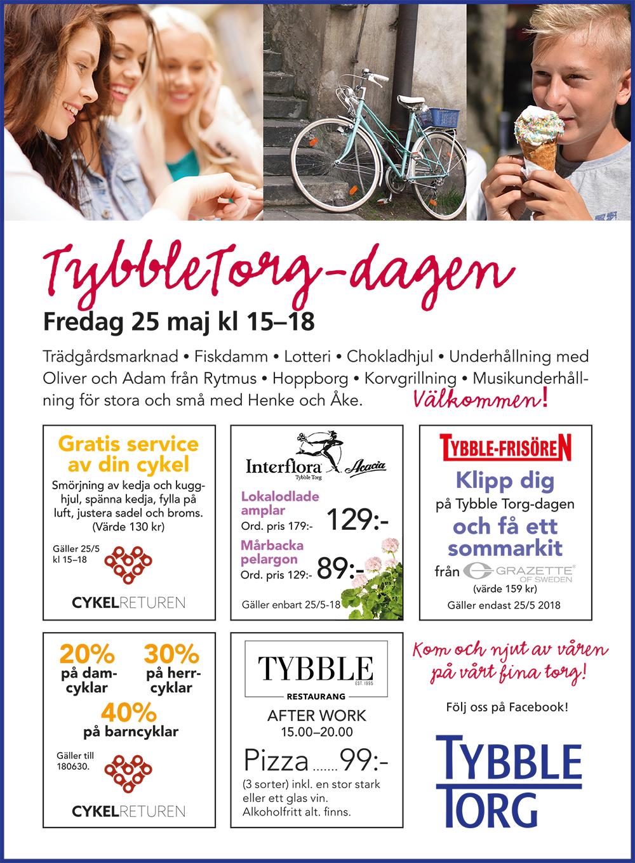 Tybble torg-dagen