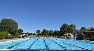 Sommarbad i Varberga