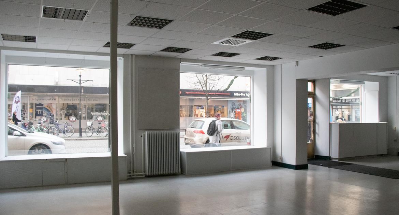 Storgatan 16, interiörbild fönster